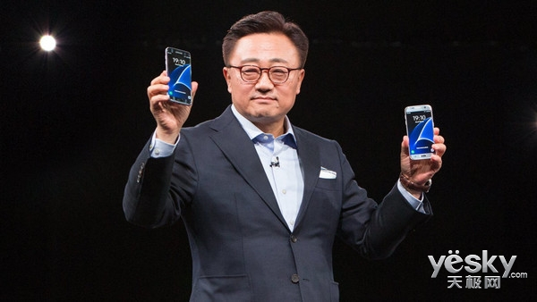 高东真:三星Galaxy S8系列销量比S7高出15%