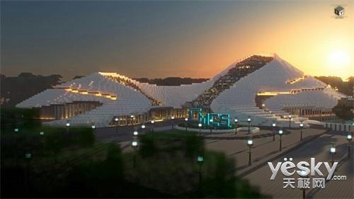 中国《我的世界》建筑峰会2017夏季赛开赛