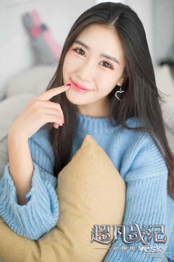 美女SG斗艳!《超凡战纪》将参展2017CJ盛会