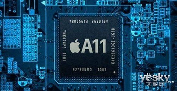 苹果A12处理器继续台积电独家代工:7nm工艺