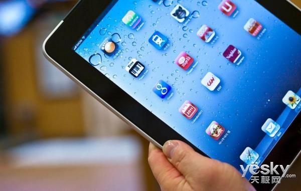 遭大屏手机冲击 平板电脑用户量或首次下降