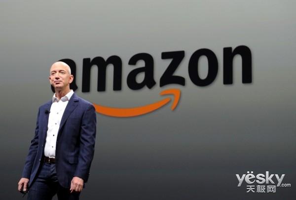亚马逊股价创新高 市值突破5000亿美元大关