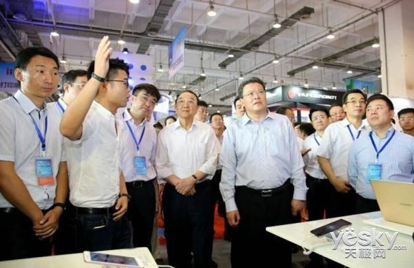 华为软件开发云亮相2017青岛软博会
