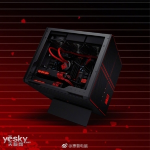 惠普推暗影精灵X游戏台式机:酷睿i9至尊版