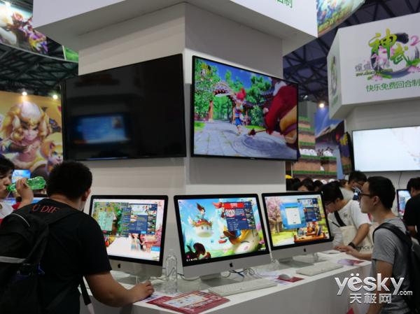 CJ2017发现真爱 多益网络用游戏诠释正能量