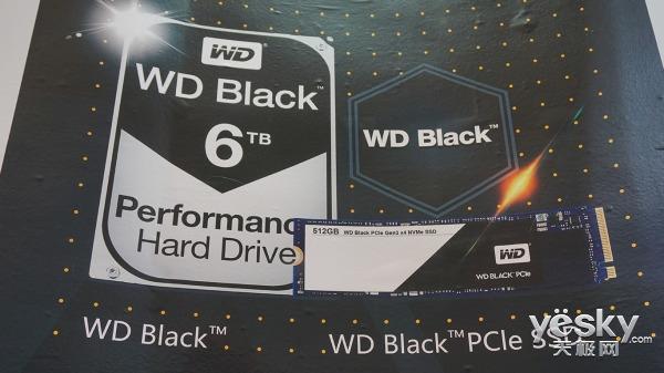 ChinaJoy2017 WD新SSD组合助力游戏体验提升