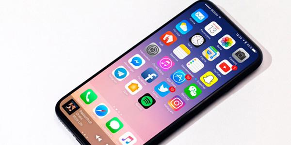 每日IT极热 iPhone8说明书曝光:全面屏确定