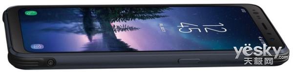 求围观:三星S8 Active首张高清渲染图曝光