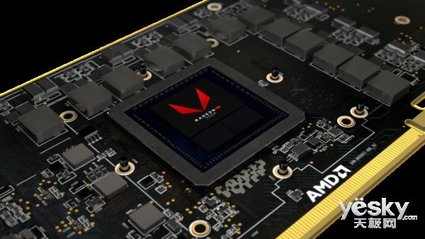 游戏迷的8月福利 Radeon RX Vega显卡现身