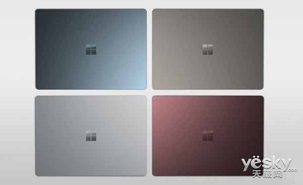 9888元!微软新版Surface Laptop国内预售