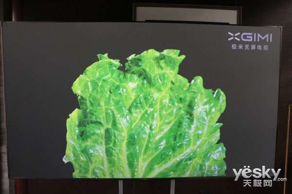 用技术打造光影传奇 极米A1激光电视评测