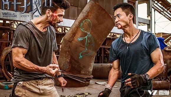 《战狼2》不仅保住了吴京抵押的豪宅 更保住了国产电影!