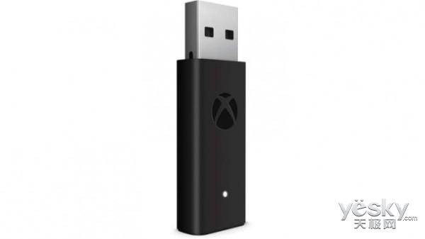 微软发布新版Xbox无线适配器:体积缩小66%