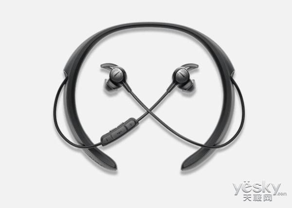 11级消噪 BOSE QC30无线消噪耳机售2498元