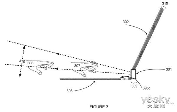 微软正研发Surface Pro手势和眼球操作配件