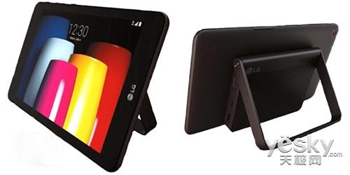 LG GPad X2 8.0 Plus平板信息曝光:自带支架