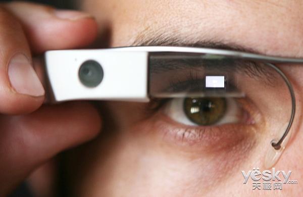 悄无声息 第二代谷歌眼镜蜕变上市