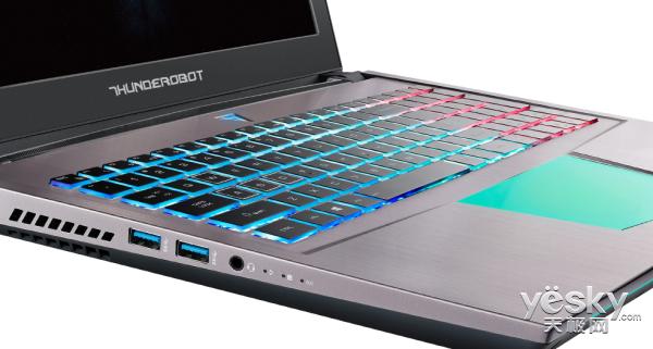 笔记本玩概念 雷神Dino-X6售9699元