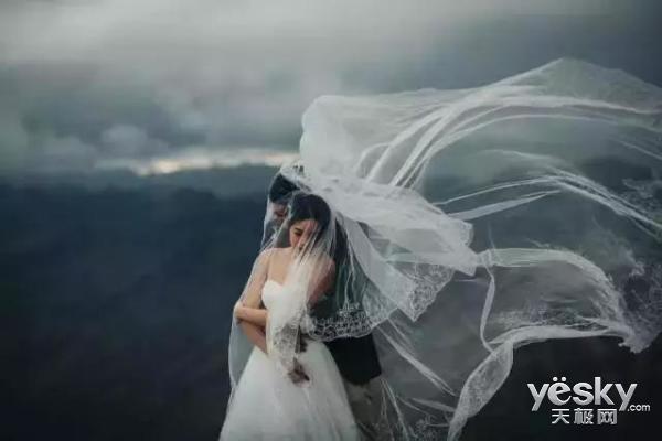 2017年度最佳婚纱照TOP50,这才是秀恩爱!