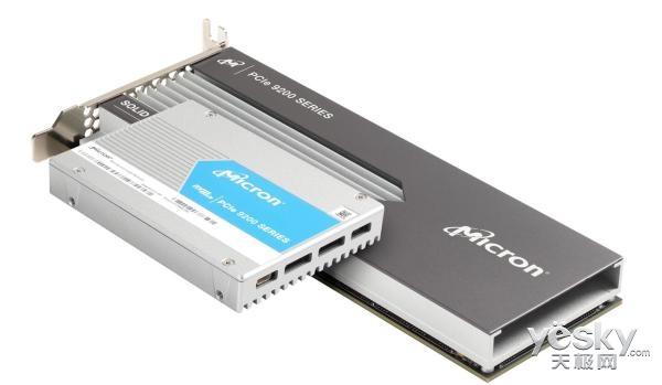 基于云计算领域 美光发布旗舰9200系列SSD