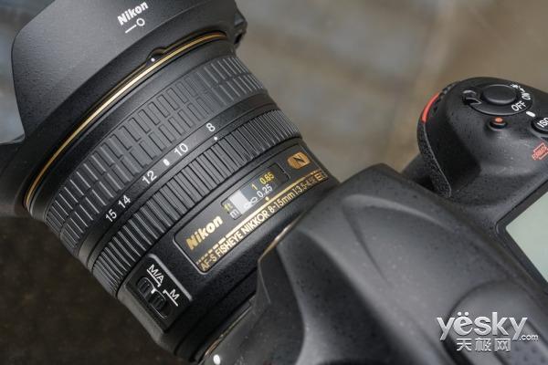 独特超广视野 尼康8-15mm鱼眼镜头评测