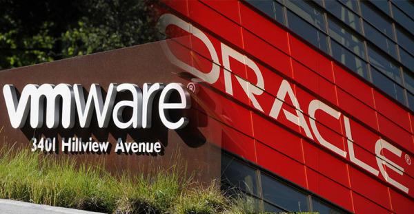 Oracle与VMware亮相PT展 描绘数字化转型