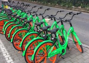 骑摩拜ofo时 谁会想因欠款倒闭的共享单车?