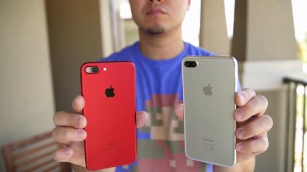 有何不同?iPhone 7s与iPhone 8模型机对比