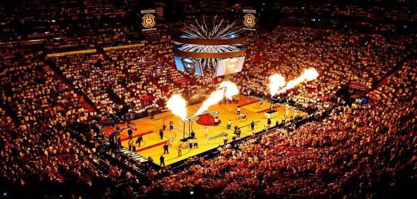 NBA更数字化 热火美航球馆全面启用电子门票
