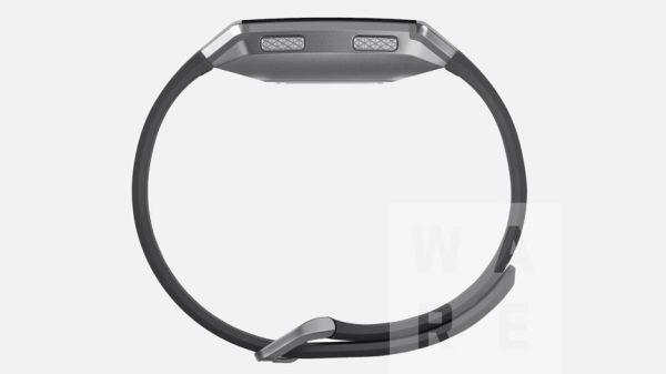 Fitbit智能手表最终版渲染图曝光