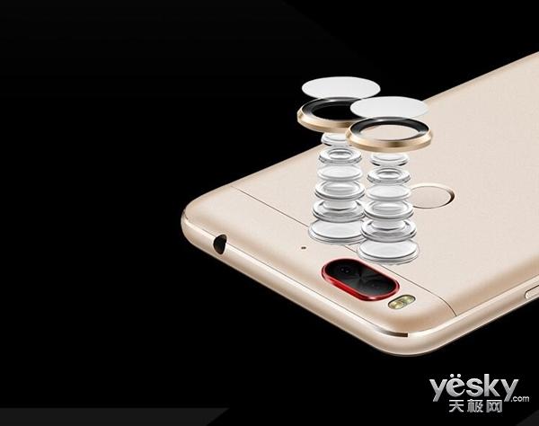 1299元!国产双摄裸眼3D游戏手机P8开启众筹