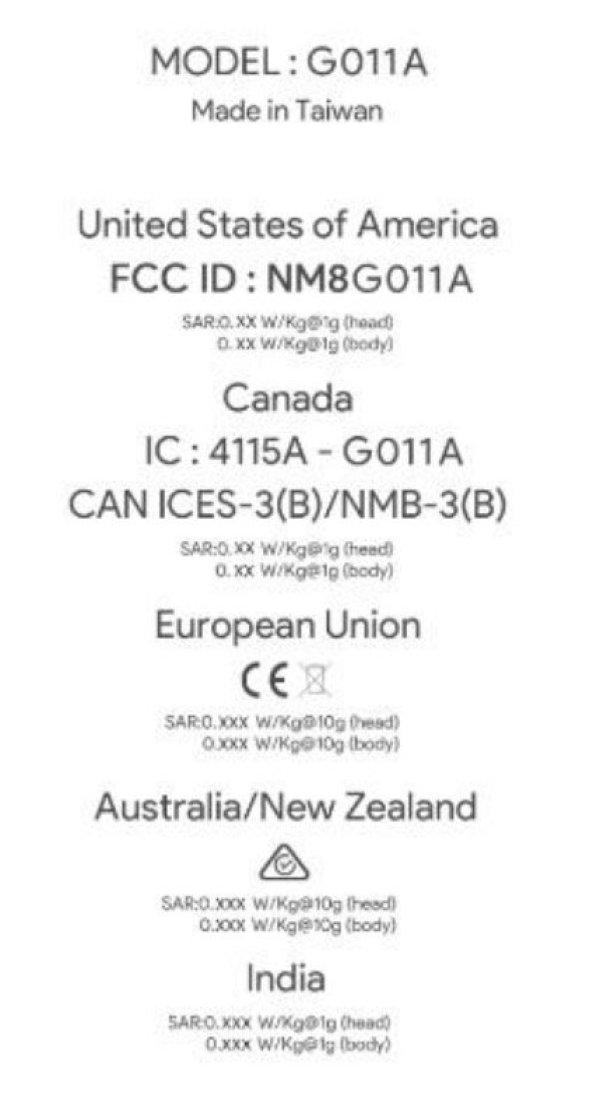 谷歌Pixel 2获FCC认证 预装Android 8.0