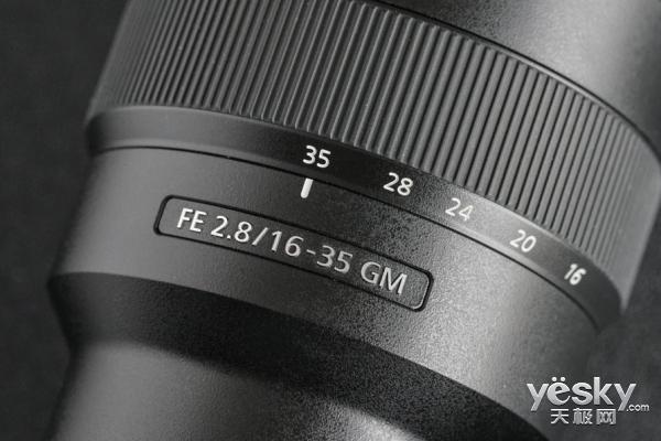 超广大三元 索尼FE 16-35mmF2.8 GM镜头评测