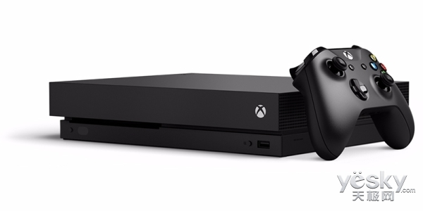 史上最强主机 微软即将开启Xbox One X预购