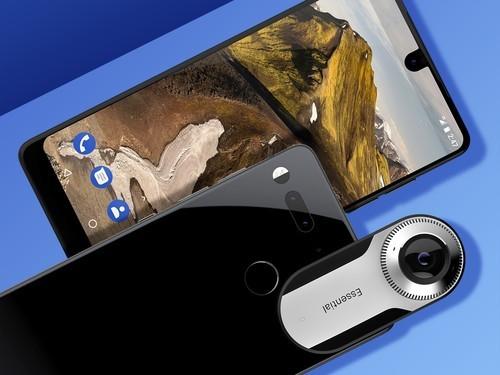 699美金起 Essential Phone下周发货!