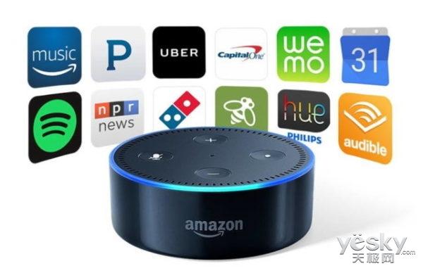 亚马逊撒钱号召开发者为Alexa研发新技能