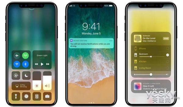 配件商:苹果iPhone8或无缘Touch ID传感器
