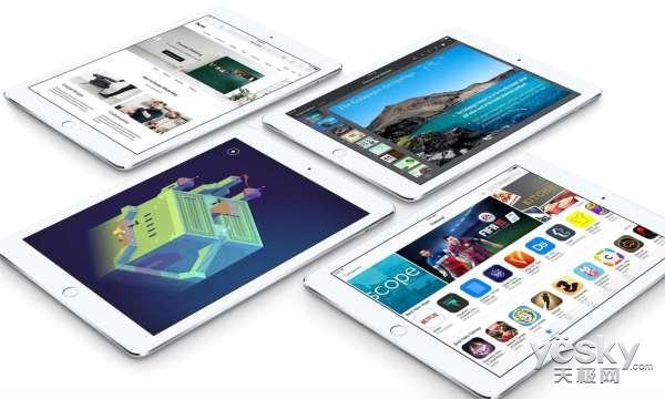 iPad上季度销量上涨 苹果开始追加三成订单