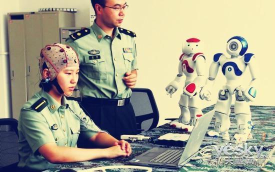 触碰未来 2017机器人大会BCI脑控大赛来袭