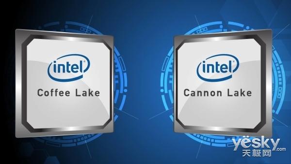 Intel八代酷睿低压版处理器曝光:提升约50%