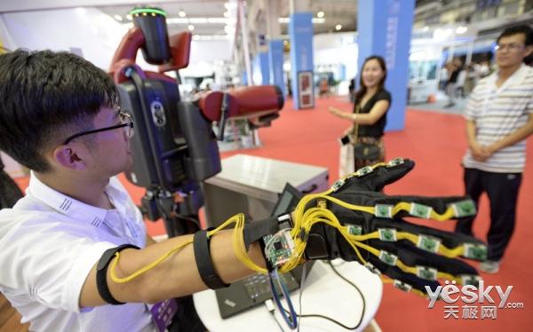 北京将在2025年建成全球新兴机器人产业中心