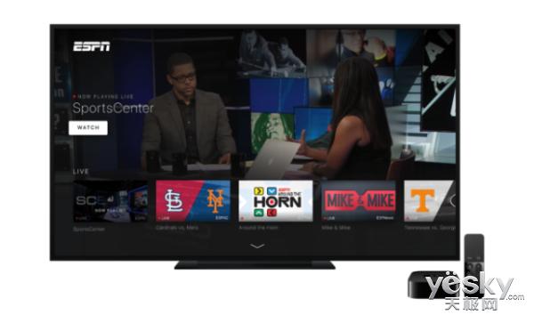 说好大展宏图?苹果Apple TV市场份额受重创