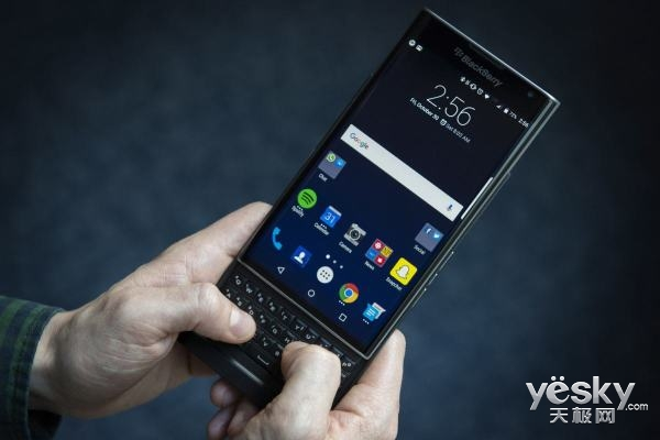 黑莓计划将其Android版本授权给设备制造商