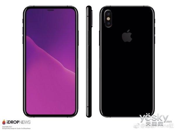 苹果获声波指纹成像技术专利 iPhone8s尝鲜?