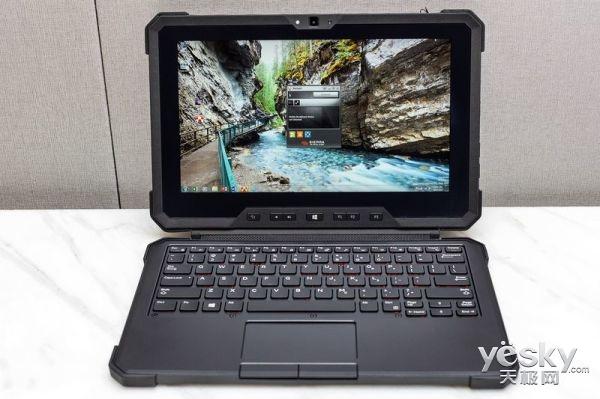 戴尔发布新款平板电脑:Win7系统 售价1.2万