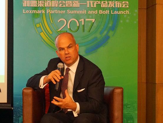 3C战略中国优先 利盟中国新品'利剑'出鞘