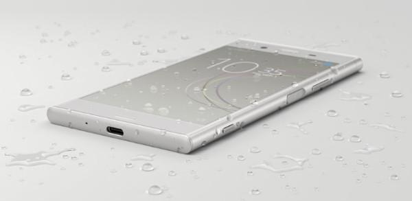 索尼警告用户不要在水下使用XZ1/Compact