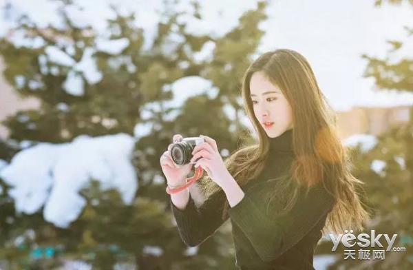 高颜值小咖 美了北海道 富士X-A10无反相机