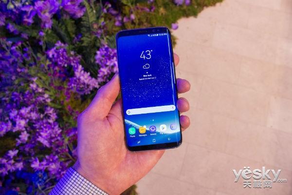 重磅消息:三星Galaxy S9的消息第一次被曝出