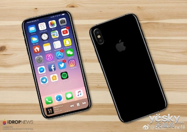 供应链悲剧:再传苹果iPhone 8/X出货量有限